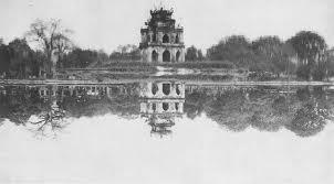 Tháp Rùa xưa