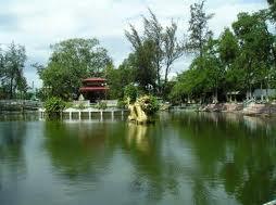 Hồ nước ngọt Sóc Trăng