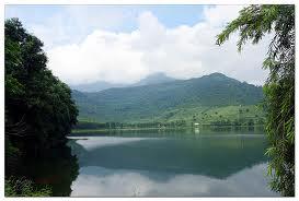 khu du lịch sinh thái Hồ Tiên Sa