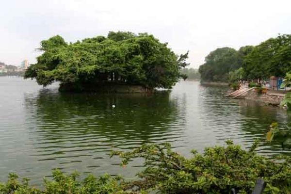 Hồ Trúc Bạch