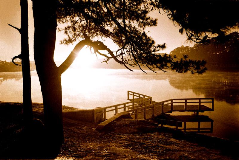 hồ Xuân Hương xưa