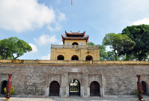 Đoan Môn, cửa chính đi vào Hoàng thành