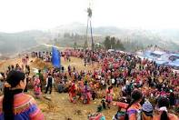 Hội chơi núi mùa xuân ( Hội Gầu Tào)
