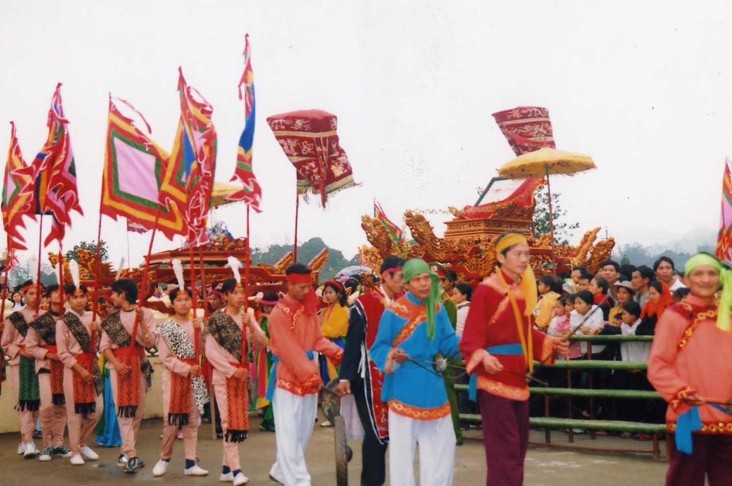 Hội chùa Dâu