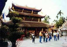 Hội đền phò mã (Đền Dẹo)