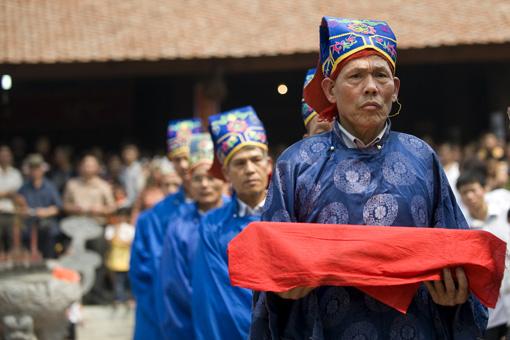Sắc phong đình làng Thổ Hà
