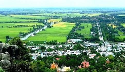 Quang cảnh Thoại Sơn