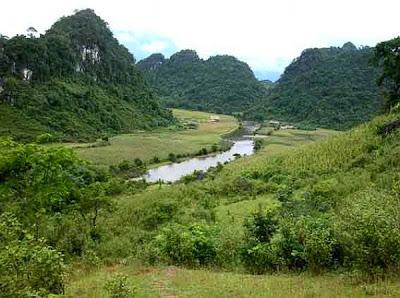 Kim Hỷ là nơi lưu giữ được hiện trạng nguyên sơ của thiên nhiên