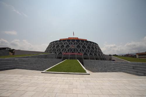 Diện mạo mới của bảo tàng chào mừng 60 năm chiến thắng Điện Biên Phủ