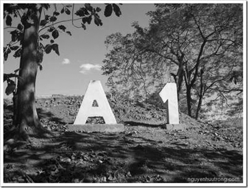 Đồi A1 là điểm cao, trái tim của chiến dịch Điện Biên Phủ. Ảnh: Tư liệu