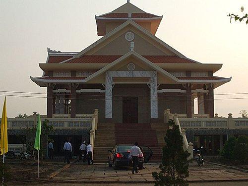 Đền thờ chính