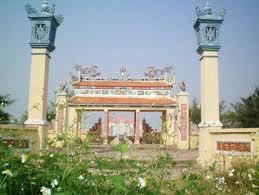 Khu di tích mộ Ông Ích Khiêm