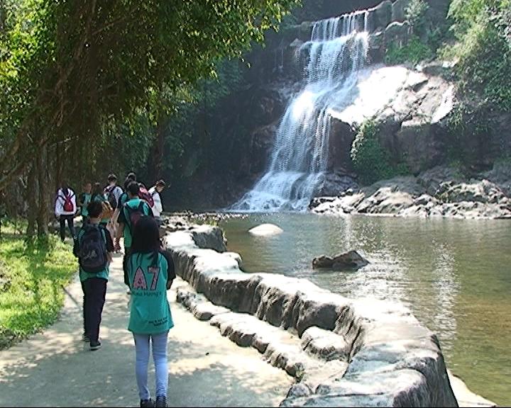 Khu du lịch sinh thái Ao Vua với nhiều điểm tham quan hấp dẫn du khách