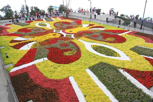 Vườn hoa Le Jardin D'Amour - Bà nà Hill