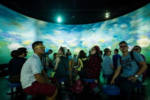 3D mega 360 - Khu công viên Fantasy - Bà nà Hill