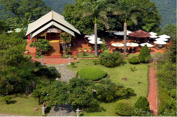 Ba Vì Resort.