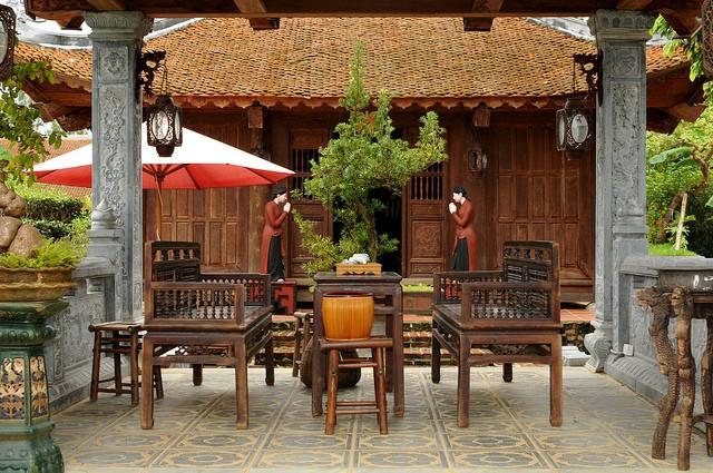 Khu du lịch Long Việt.