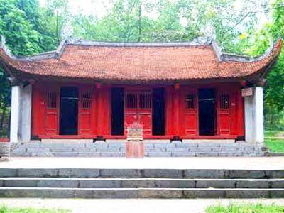 Đền Bạch Hạc