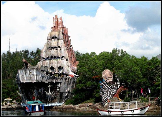 Khu du lịch hồ cá Trí Nguyên