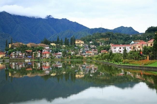 Khu du lịch hồ Cửa Nam - Điểm du lịch tại Nghệ An
