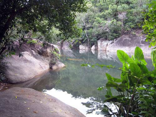 Khu du lịch sinh thái Ba Hồ