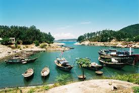 Khu du lịch sinh thái đầm Nha Phu, Hòn Lao, Hòn Thị