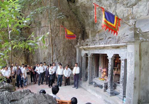 Đền thờ Quý Minh Đại Vương