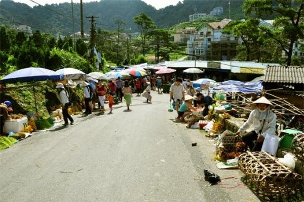 Chợ Tam Đảo