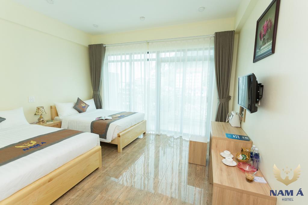 Nam A Hotel.