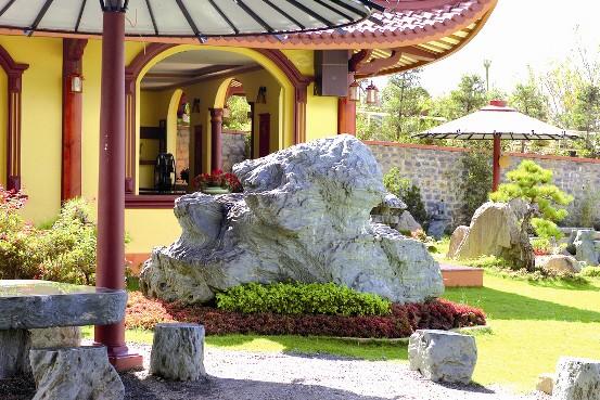 Vườn đá cảnh Nhật Bản