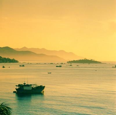 Một trong những vịnh biển đẹp nhất không thể không kể tên vịnh Vĩnh Hy