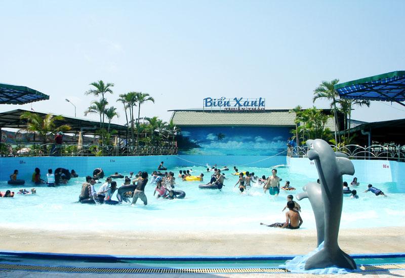 Khu huấn luyện bơi Vạn Ngang