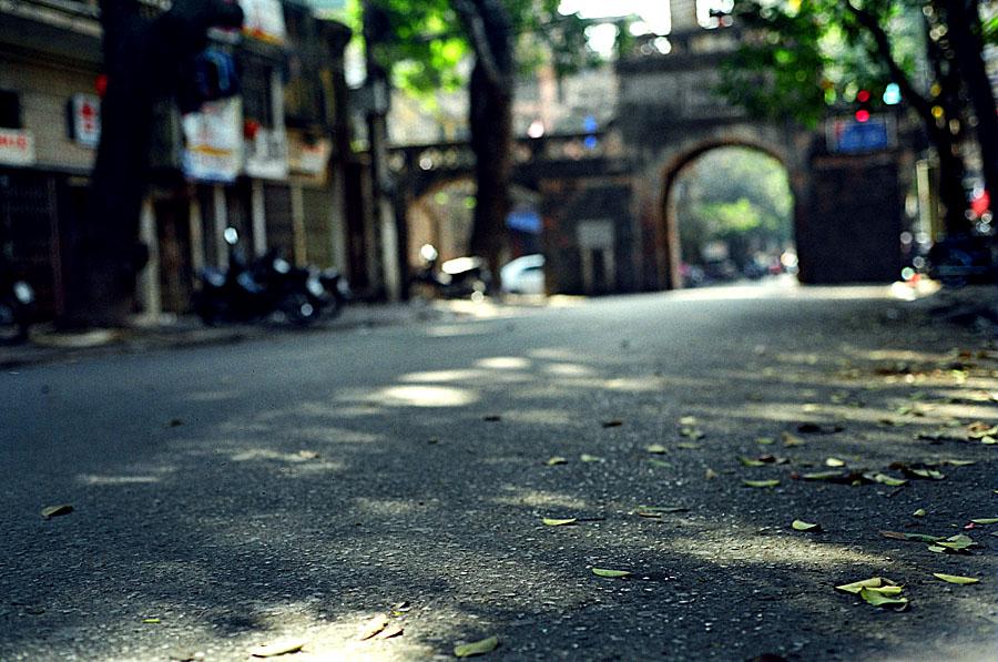 Khu phố cổ cửa sông Hà Nội