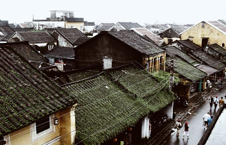 Một góc xưa nơi đô thị cổ Hội An