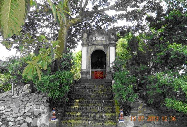 Miếu thờ Thần trấn cửa Bắc