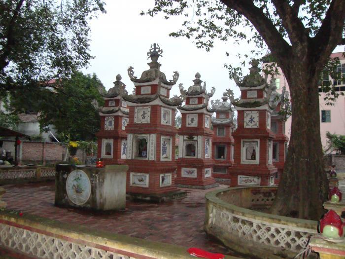 Chùa Bảo Sơn.