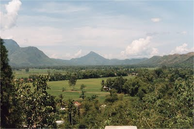 Vùng đất ghi dấu lịch sử của kinh đô Simhapura