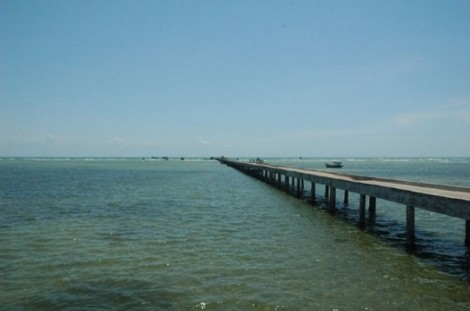 Hình ảnh: Cảng Hàm Ninh