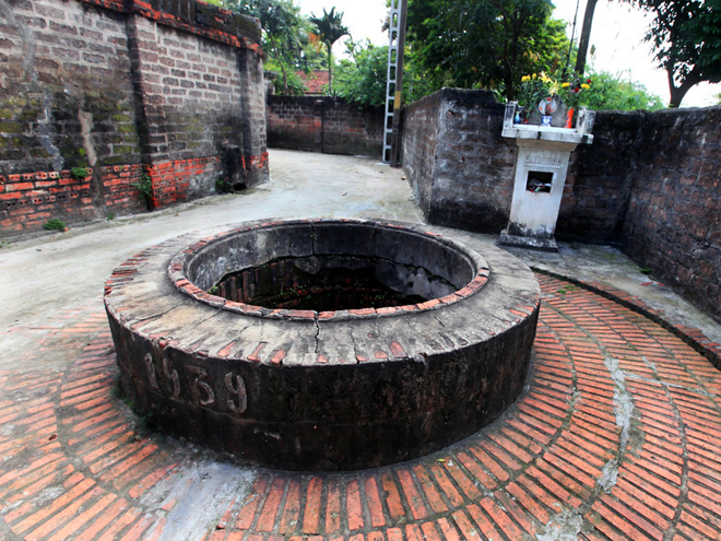 Giếng cổ Đường Lâm