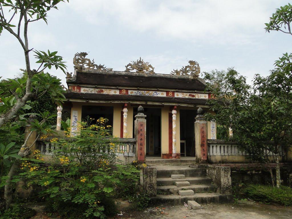 """Làng Phước Tích là ngôi làng cổ thứ hai được nhà nước xếp hạng """"di tích quốc gia"""" sau làng cổ Đường Lâm"""