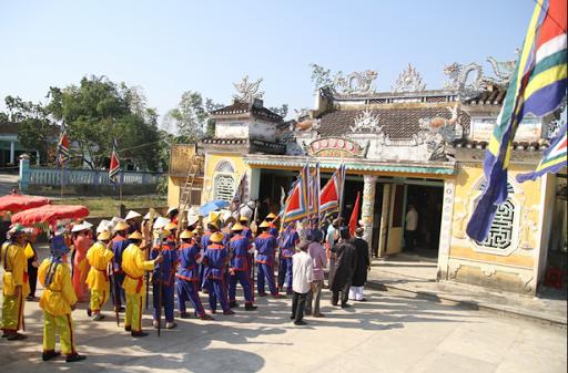 Đình Túy Loan được công nhận là di tích lịch sử, kiến trúc nghệ thuật cấp quốc gia năm 1999