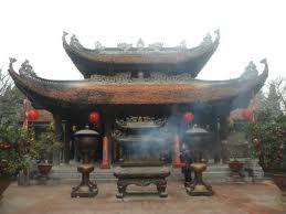 Đền Đô thờ 8 vị vua Lý