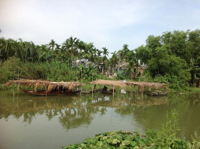 Bình yên làng gốm Thanh Hà