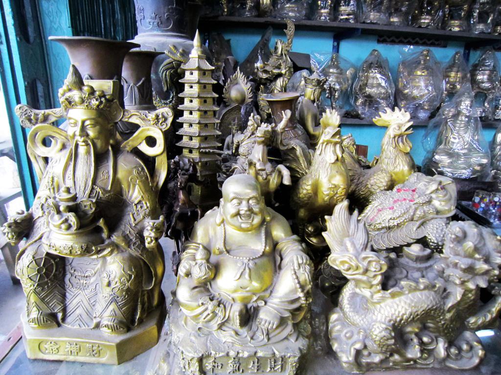 Sản phẩm của làng gốm Thanh Hà