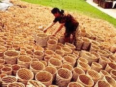 Làng mây tre đan Phú Vinh