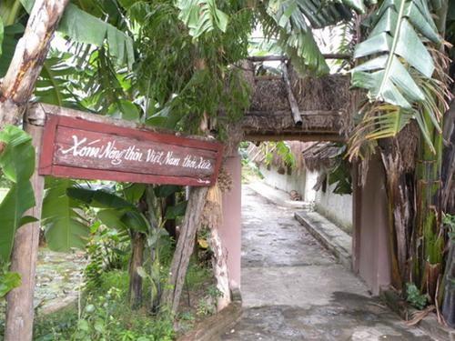 Không gian Việt cổ ở Cố Viên Lầu 1 ..