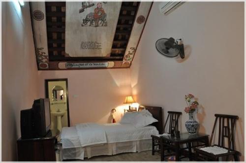 Khách sạn khu nhà cổ Viên Lầu