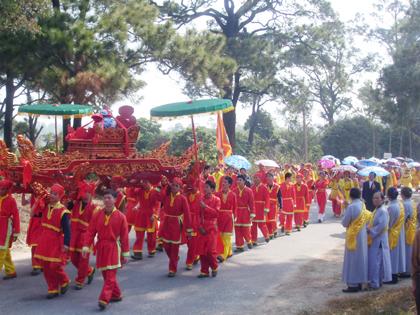 Lễ hội Chùa Trông