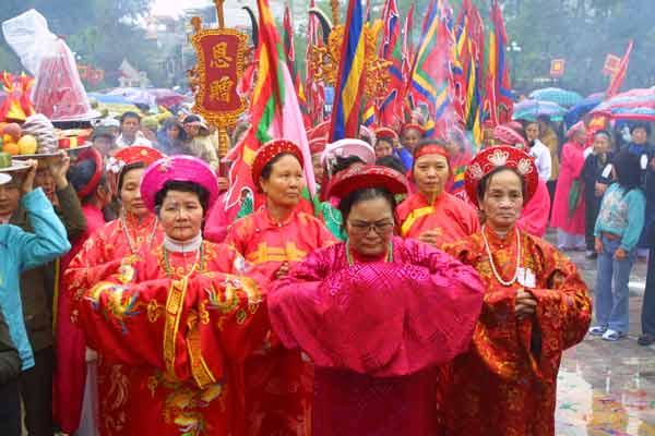 Lễ hội Đền Bà Tấm