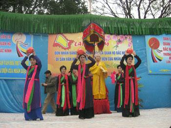 Lễ hội đền Vua bà